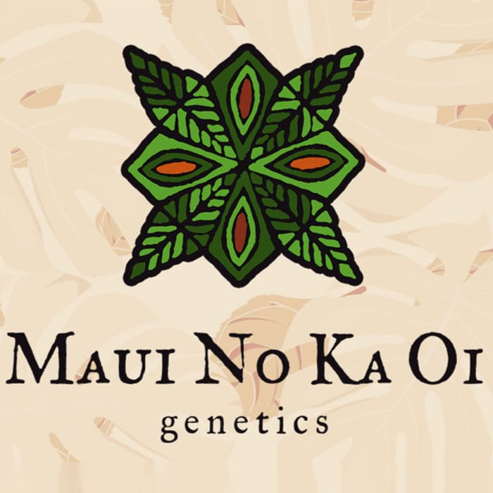 Maui No Ka Oi Genetics