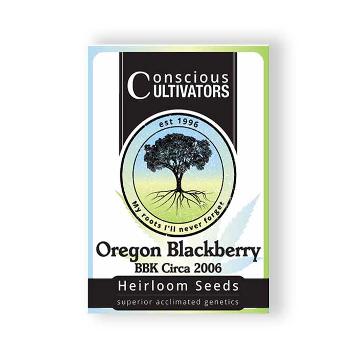 Oregon Blackberry