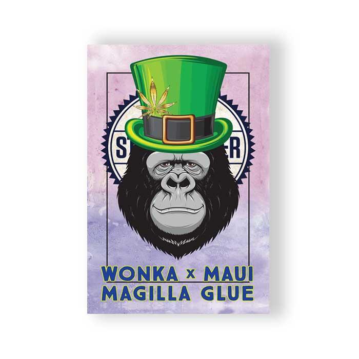 Wonka X Maui Magilla Glue