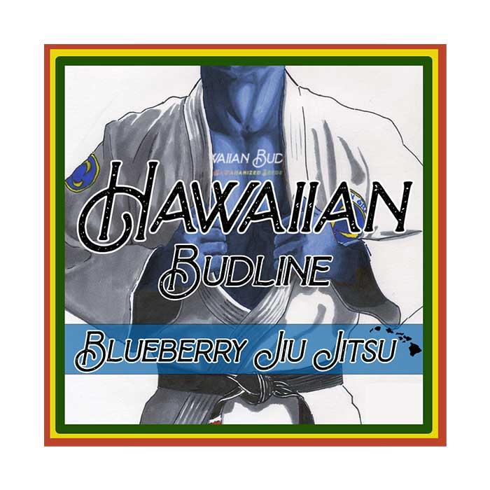 Blueberry Jiu Jitsu