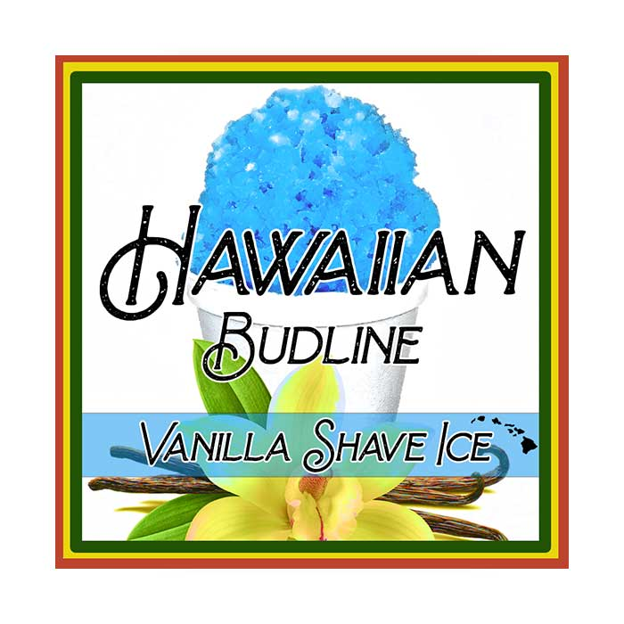 Vanilla Shave Ice